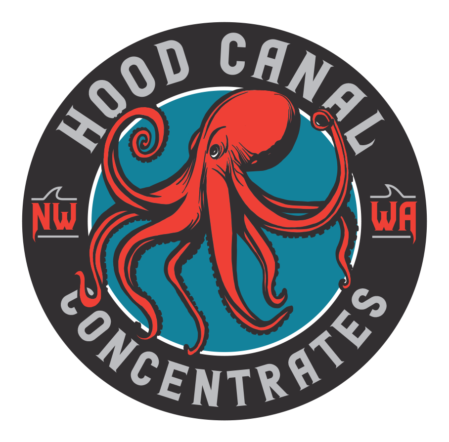 Hood Canal Concentrates Logo